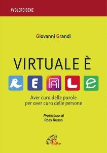 Copertina di 'Virtuale è reale'