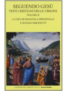 Copertina di 'Seguendo Gesù. Testi cristiani delle origini'
