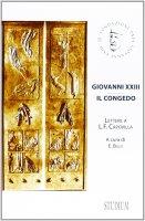 Giovanni XXIII. Il congedo