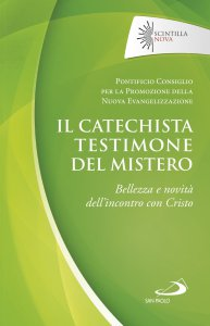 Copertina di 'Il catechista testimone del mistero'