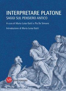 Copertina di 'Interpretare Platone'