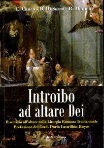 Copertina di 'Introibo ad altare Dei'