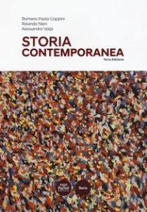 Copertina di 'Storia contemporanea'