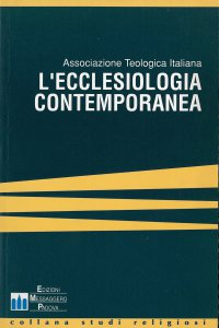 Copertina di 'L' ecclesiologia contemporanea'