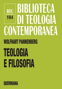 Copertina di 'Teologia e filosofia.'