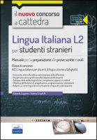 CC4/53 Lingua italiana L2 per studenti stranieri. Per la classe A23. Manuale per la preparazione alle prove scritte e orali. Con espansione online - Lugarini Edoardo, Crisafulli Valeria