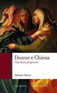 Copertina di 'Donne e Chiesa'