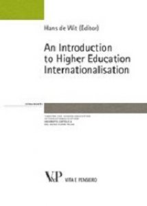 Copertina di 'Introduction to Higher Education Internationalisation. (An)'