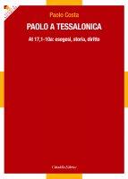 Paolo a Tessalonica - Paolo Costa