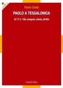 Copertina di 'Paolo a Tessalonica'