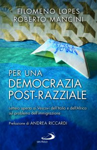 Copertina di 'Per una democrazia post-razziale'
