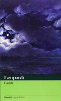 Canti - Leopardi Giacomo