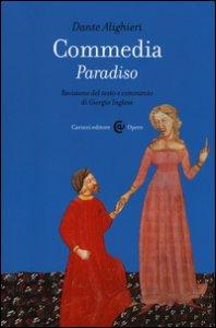 Copertina di 'Commedia. Paradiso'