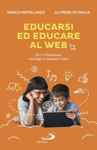 Copertina di 'Educarsi ed educare al web'
