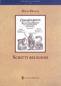 Copertina di 'Scritti religiosi'