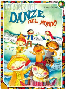 Copertina di 'Danze nel mondo'