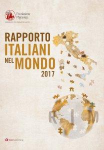Copertina di 'Rapporto Italiani nel Mondo 2017'