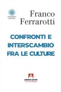 Copertina di 'Confronti e interscambio fra le culture'