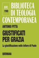 Giustificati per grazia - Antonio Pitta