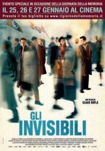 Copertina di 'Gli invisibili'