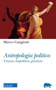 Copertina di 'Antropologia politica'