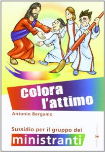 Copertina di 'Colora l'attimo'