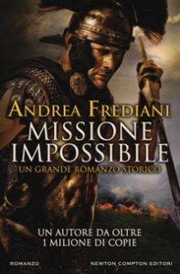 Copertina di 'Missione impossibile'