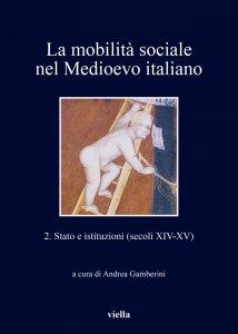 Copertina di 'La mobilità sociale nel Medioevo italiano 2'