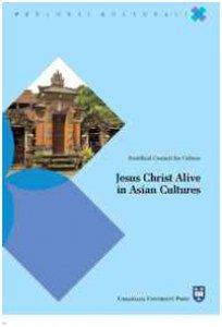Copertina di 'Jesus christ alive in asian cultures'