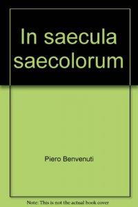 Copertina di 'In saecula saecolorum'