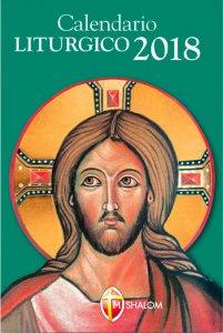 Copertina di 'Calendario liturgico 2018'