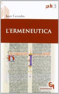 Copertina di 'L' ermeneutica'