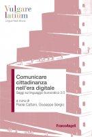 Comunicare cittadinanza nell'era digitale - AA. VV.