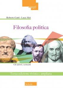 Copertina di 'Filosofia politica'