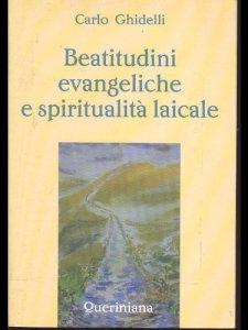 Copertina di 'Beatitudini evangeliche e spiritualità laicale'