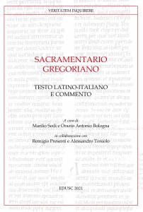 Copertina di 'Sacramentario gregoriano'