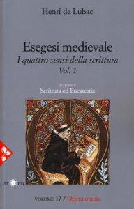 Copertina di 'Esegesi medievale'