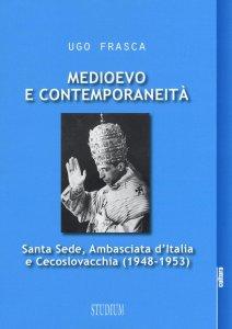 Copertina di 'Medioevo e contemporaneità'