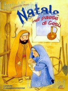Copertina di 'Natale nel paese di Gesù'