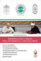Documento sulla fratellanza umana per la pace mondiale e la convivenza comune - Francesco (Jorge Mario Bergoglio), Al-Tayyb Ahamad