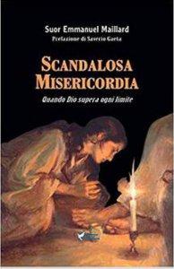 Copertina di 'Scandalosa Misericordia'