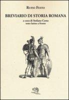 Breviario di storia romana - Festo Rufio