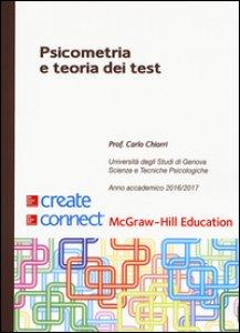 Copertina di 'Psicometria e teoria dei test'