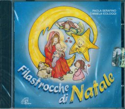 Copertina di 'Filastrocche di Natale'