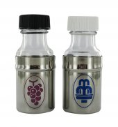 Coppia bottiglie con corazza - 30 cc
