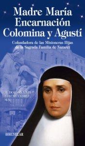Copertina di 'Madre María Encarnación Colomina y Agustí'