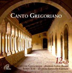 Copertina di 'Canto Gregoriano'