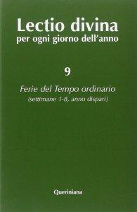 Copertina di 'Lectio divina per ogni giorno dell'anno [vol_9]'