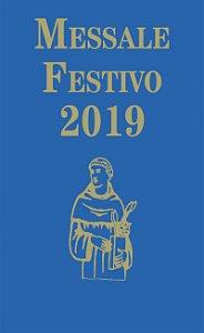 Copertina di 'Messale Festivo 2019. Edizione per la famiglia antoniana'