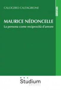 Copertina di 'Maurice Nédoncelle'